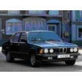 BMW 7 Series E23 Window Sox