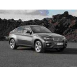 BMW X6 E71 Window Sox