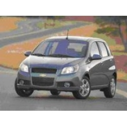 Chevrolet Aveo Window Sox