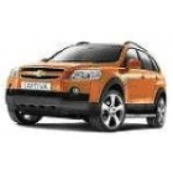 Chevrolet Captiva Window Sox