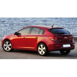 Chevrolet Cruze Window Sox