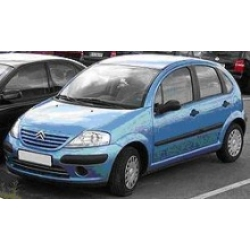 Citroen C3 Window Sox
